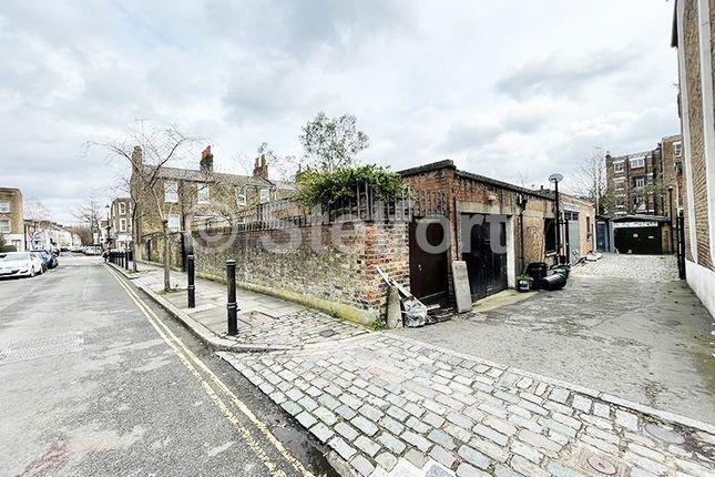 Thumbnail Warehouse for sale in Tavistock Terrace, London