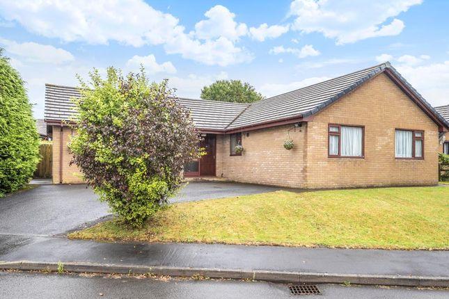 Thumbnail Detached bungalow for sale in Newbridge On Wye, Llandrindod Wells