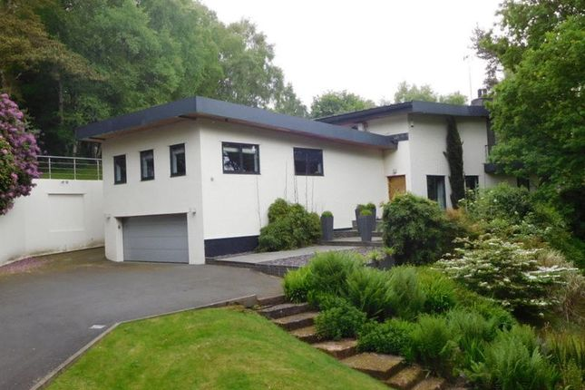 Thumbnail Detached house for sale in Birch Tree Lane, Whitmore, Newcastle-Under-Lyme