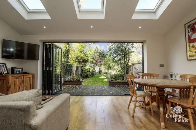 Willow Road, Enfield, En1 - Extended And Renovated Four Bedroom End Of Terrace