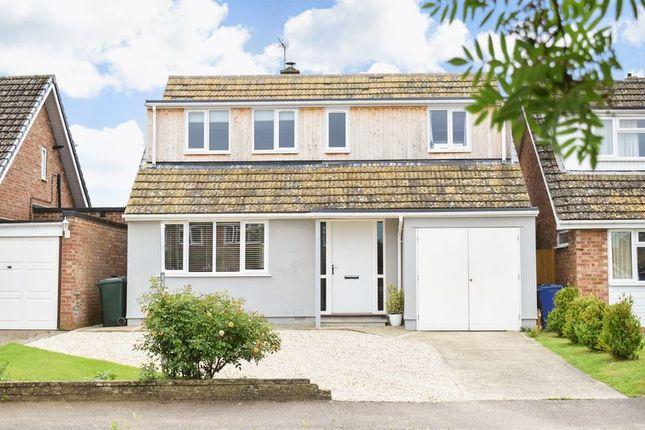 Thumbnail Detached house for sale in Aysgarth Road, Yarnton, Kidlington