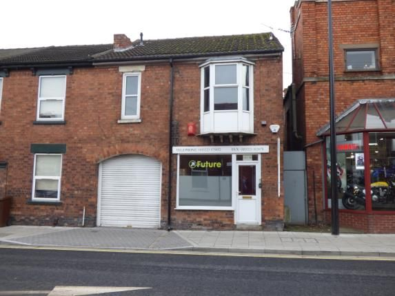 Thumbnail Terraced house for sale in Portland Street, Lincoln, Lincolnshire