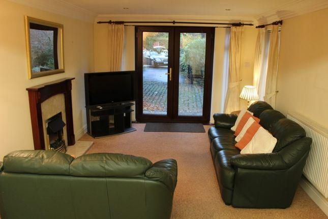 Living Room of Rowen Court, Aigburth L17