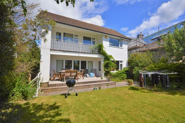 Thumbnail Detached house to rent in Dumpers Lane, Chew Magna, Bristol