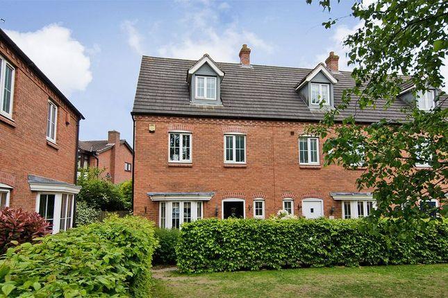 Thumbnail Property to rent in Mellor Drive, Alrewas, Burton-On-Trent
