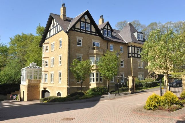 3 bed flat for sale in Portland Crescent, Harrogate HG1