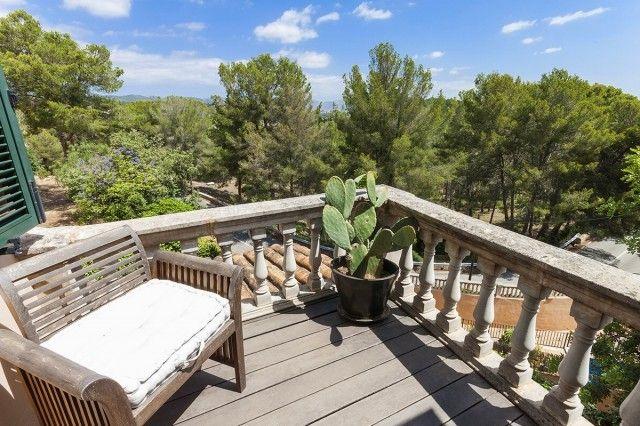 Balcony of Spain, Mallorca, Palma De Mallorca, Bonanova