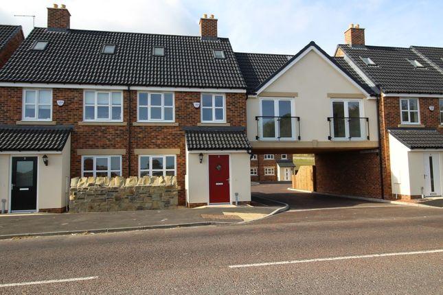 Thumbnail Terraced house for sale in Thill Stone Mews, Mill Lane, Whitburn, Sunderland