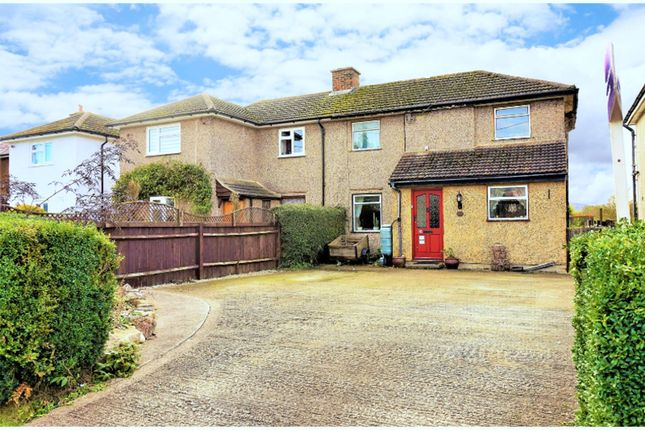 3 bed semi-detached house for sale in Longwick Road, Princes Risborough