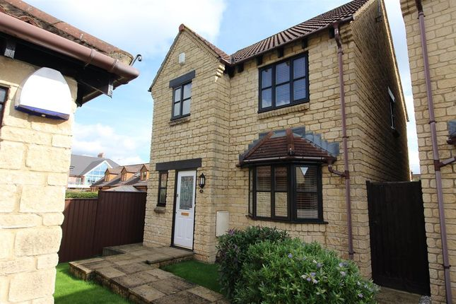 Thumbnail Detached house for sale in Wetherby Grove, Downend, Bristol