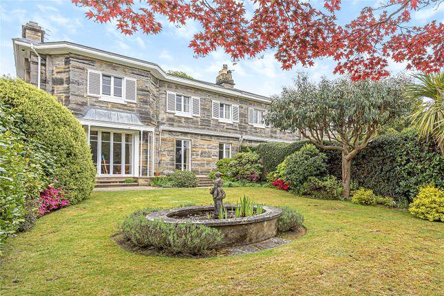Thumbnail Semi-detached house for sale in Calverley Park, Tunbridge Wells, Kent