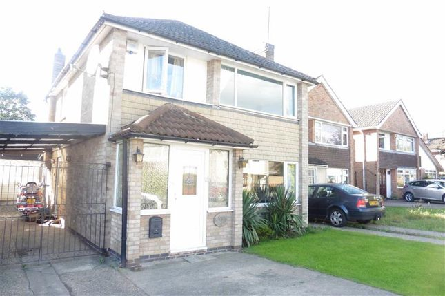 Detached house for sale in John Bold Avenue, Stoney Stanton, Leicester