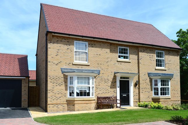 "Thumbnail Detached house for sale in ""Earlswood"" at Snowley Park, Whittlesey, Peterborough"