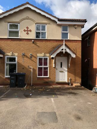 Thumbnail Semi-detached house for sale in Broadway Avenue, Bordesley Green, Birmingham, West Midlands
