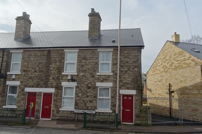 3 bed end terrace house to rent in Portland Street, Mansfield Woodhouse