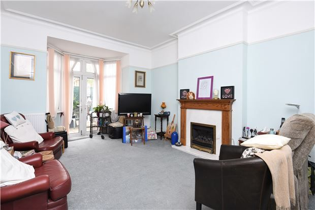 Thumbnail End terrace house for sale in Northanger Road, London