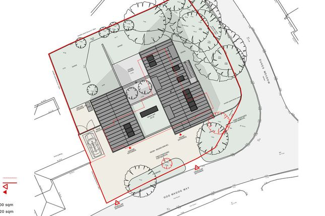 Thumbnail Land for sale in Gog Magog Way, Stapleford, Cambridge