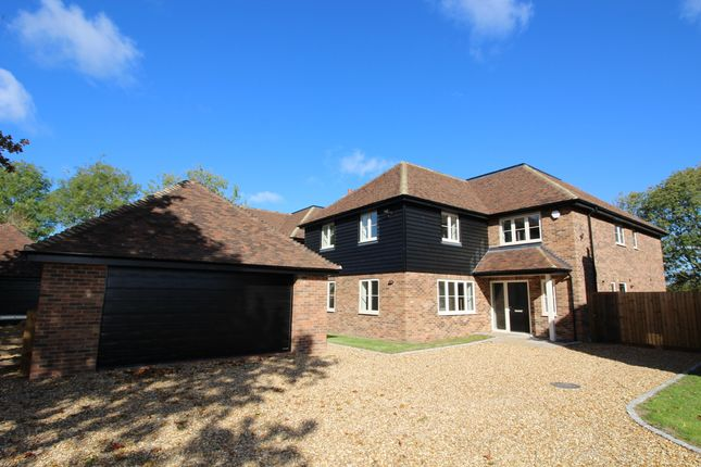 Thumbnail Detached house for sale in Plot 2, The Sycamores, Colmworth