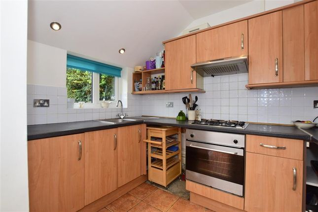 Thumbnail End terrace house for sale in Lodge Road, Wallington, Surrey