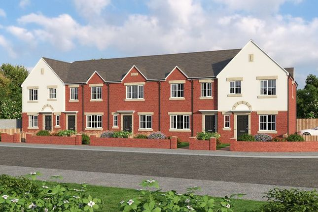 Thumbnail End terrace house for sale in Woodland View, Wood Lane, Heskin, Chorley