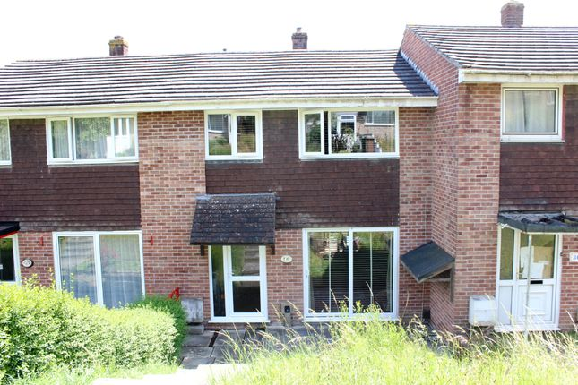 Thumbnail Terraced house for sale in Billington Close, Plymouth
