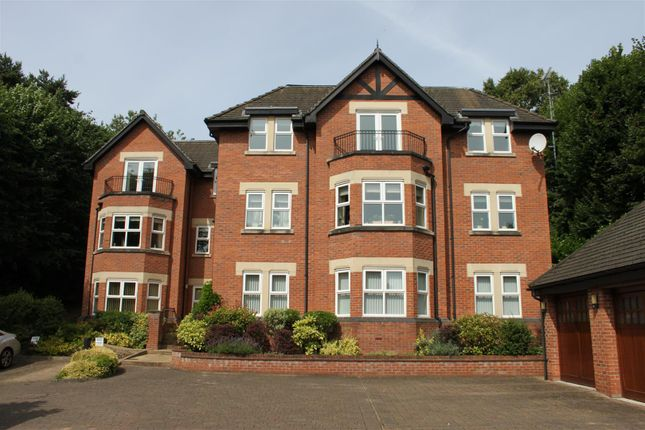 Thumbnail Flat for sale in St. Georges House, St. Georges Close, Allestree, Derby