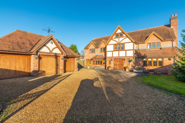 Thumbnail Detached house for sale in Springbrook Lane, Earlswood, Solihull