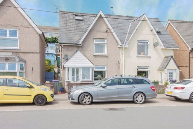 Thumbnail Semi-detached house for sale in Stafford Road, Griffithstown, Pontypool