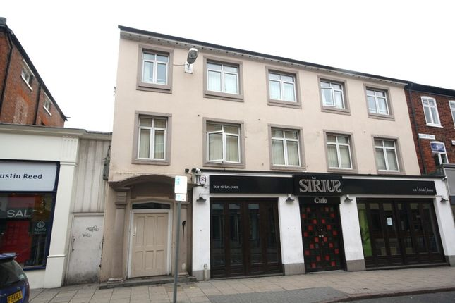 Thumbnail Flat for sale in Belvoir Street, City Centre, Leicester