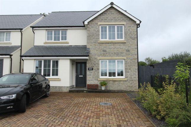 Thumbnail Detached house for sale in Parc Y Mynydd, Saron, Ammanford