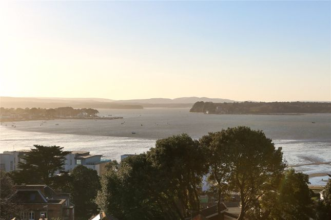 Thumbnail Flat for sale in Little Fosters, 25 Chaddesley Glen, Canford Cliffs, Poole, Dorset