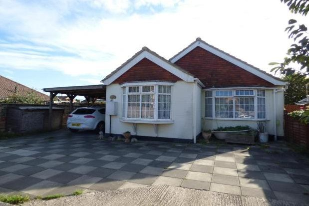 Thumbnail Bungalow to rent in Selsmore Road, Hayling Island