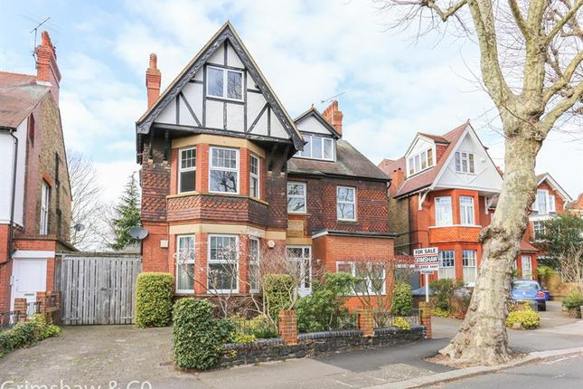 Thumbnail Detached house for sale in Elm Grove Road, Ealing Common, London