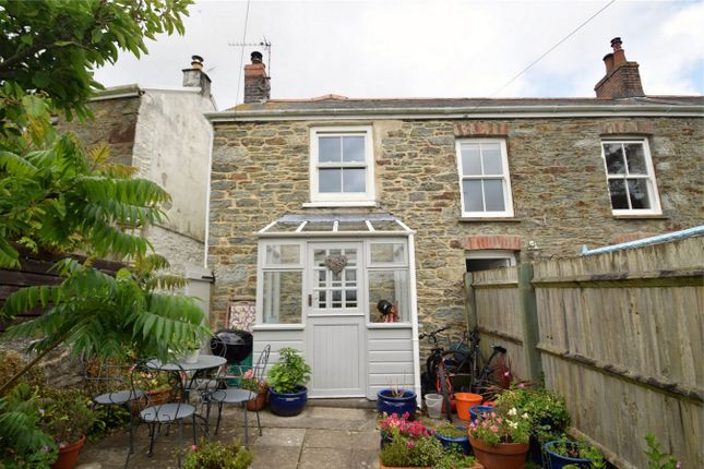 Thumbnail End terrace house to rent in 19 Belmont Terrace, Devoran, Truro, Cornwall