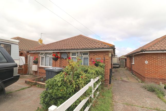Thumbnail Bungalow for sale in Broad Road, Eastbourne