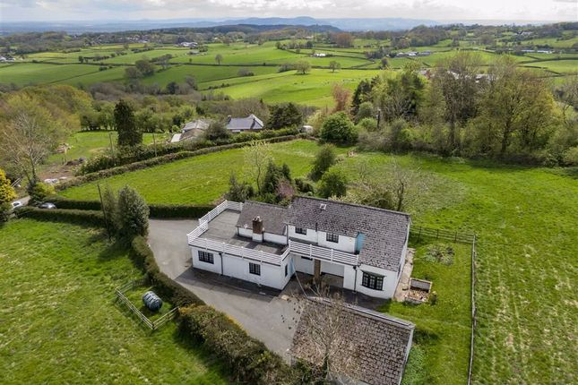 Thumbnail Detached house for sale in Trefonen, Oswestry