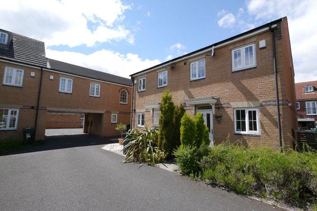 2 bed terraced house to rent in Beaumaris Court, Longbenton, Newcastle Upon Tyne NE12