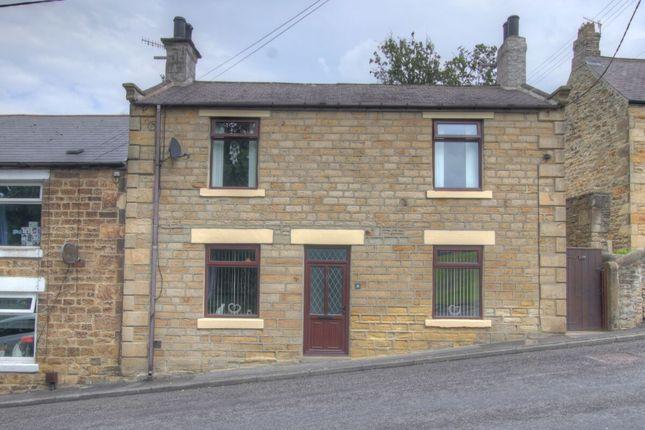 Thumbnail Terraced house for sale in Cutlers Hall Road, Shotley Bridge, Consett