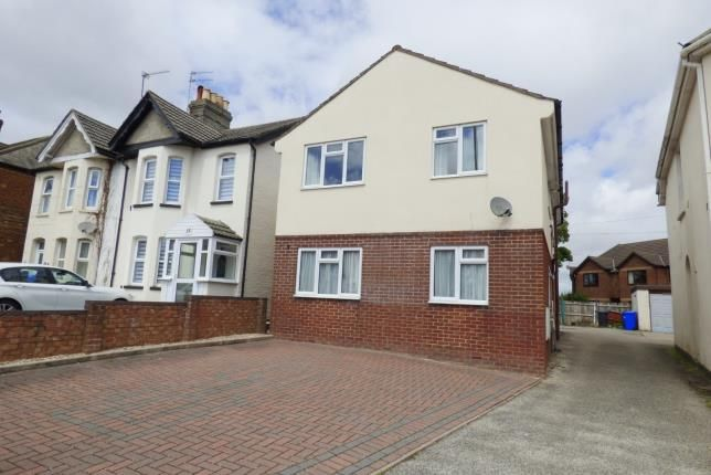 Thumbnail Flat for sale in Parkstone, Poole, Dorset