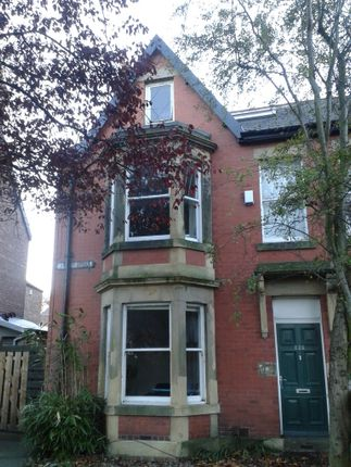 Thumbnail End terrace house to rent in Osborne Road, Jesmond