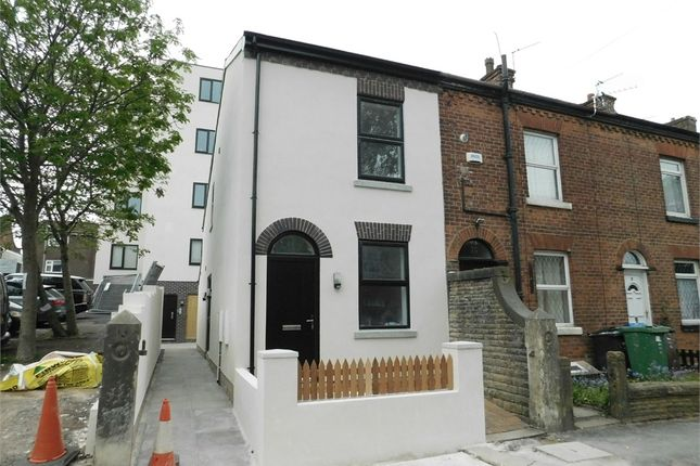 Thumbnail End terrace house to rent in Clifton Road, Prestwich, Manchester