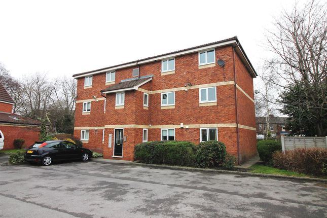 Thumbnail Flat to rent in St. Clements Fold, Urmston, Manchester