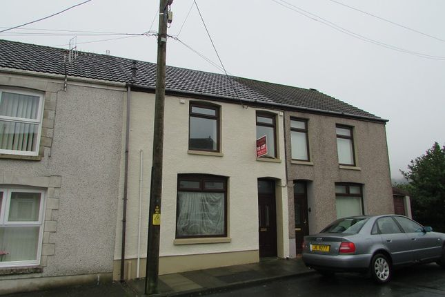 Thumbnail Flat to rent in Golden Terrace, Maesteg, Mid Glamorgan.
