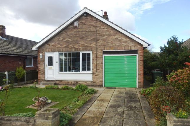 Thumbnail Detached bungalow for sale in Templegate Close, Temple Newsam, Leeds