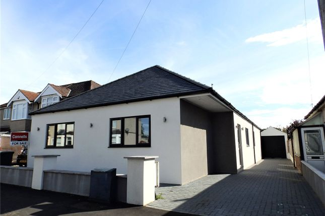 Thumbnail Bungalow for sale in Cheney Manor Road, Swindon, Wiltshire