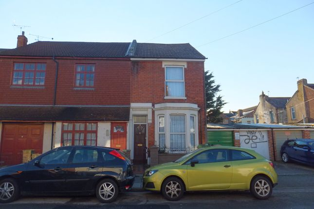 Thumbnail Semi-detached house to rent in Wyndcliffe Road, Southsea, Portsmouth