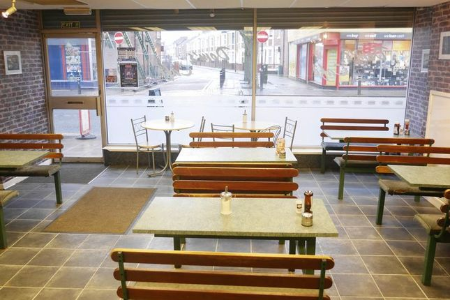 Photo 1 of Dom's Cafe & Takeaway, 18 High Street East, Wallsend NE28