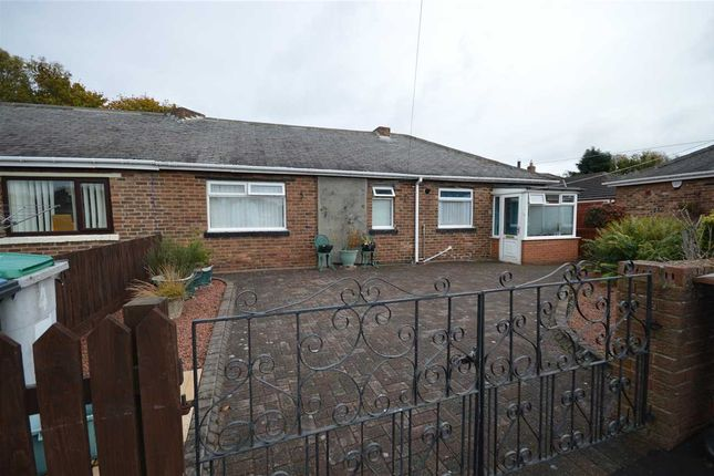 Thumbnail Bungalow for sale in The Bungalows, Tanfield Lea, Stanley
