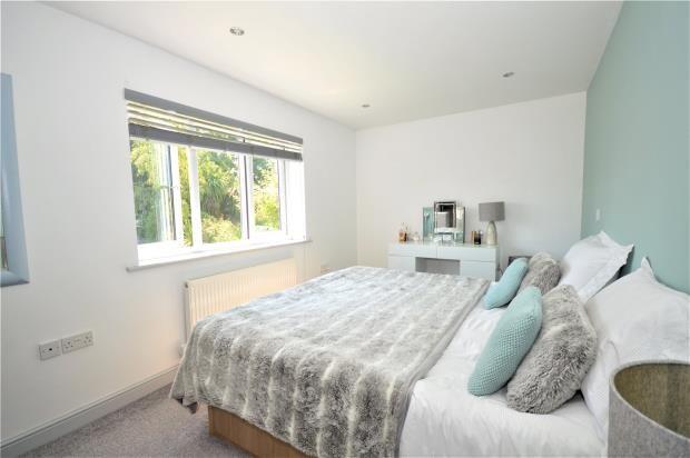 Master Bedroom of Madagascar Close, Exmouth, Devon EX8