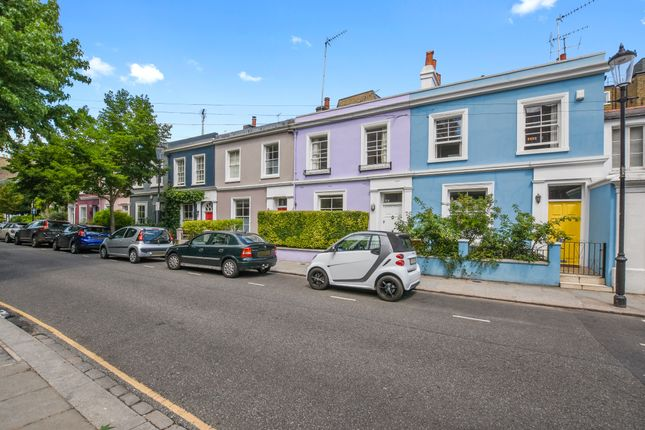 Thumbnail Terraced house to rent in Portobello Road, Notting Hill